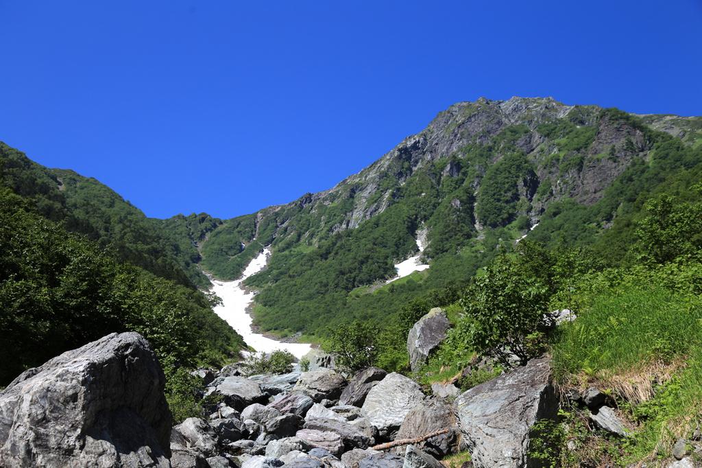 以前登った北岳.JPG